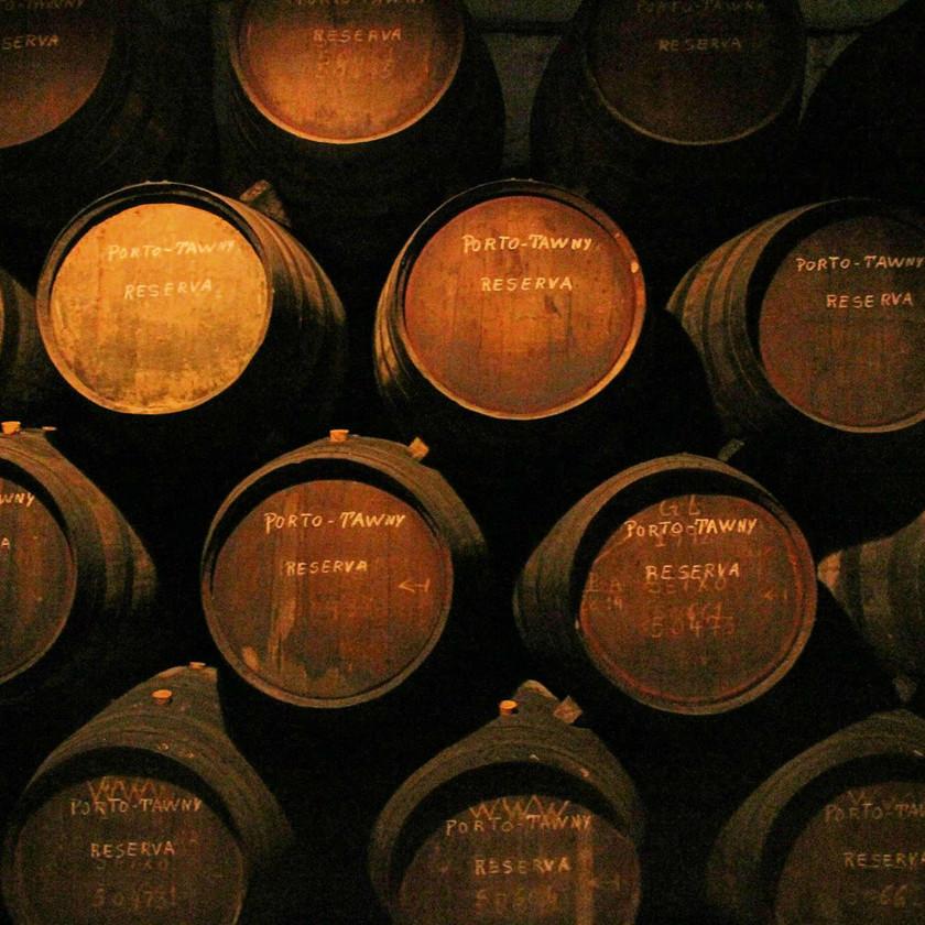 Cave Ferreira Porto Vinho degustação