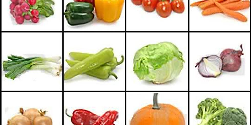 Fruit and Vegetables Committee Meeting