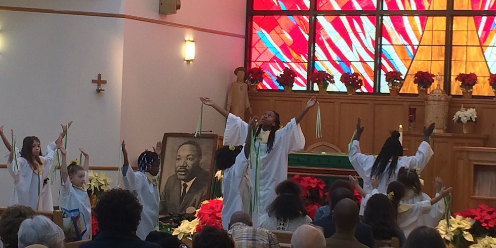 Diocesan Martin Luther King Mass
