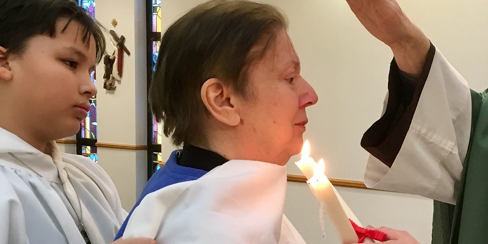 Throat Blessings for the Feast of St. Blase