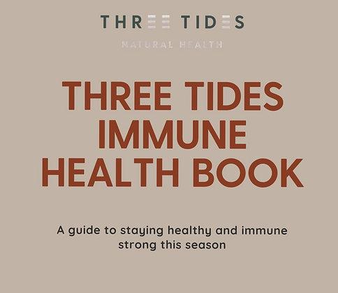 2020 Three Tides Immune e-book.