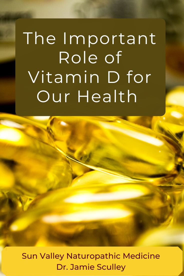 The Important Role of Vitamin D for Our Health
