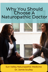 why you should choose a naturopathic doctor