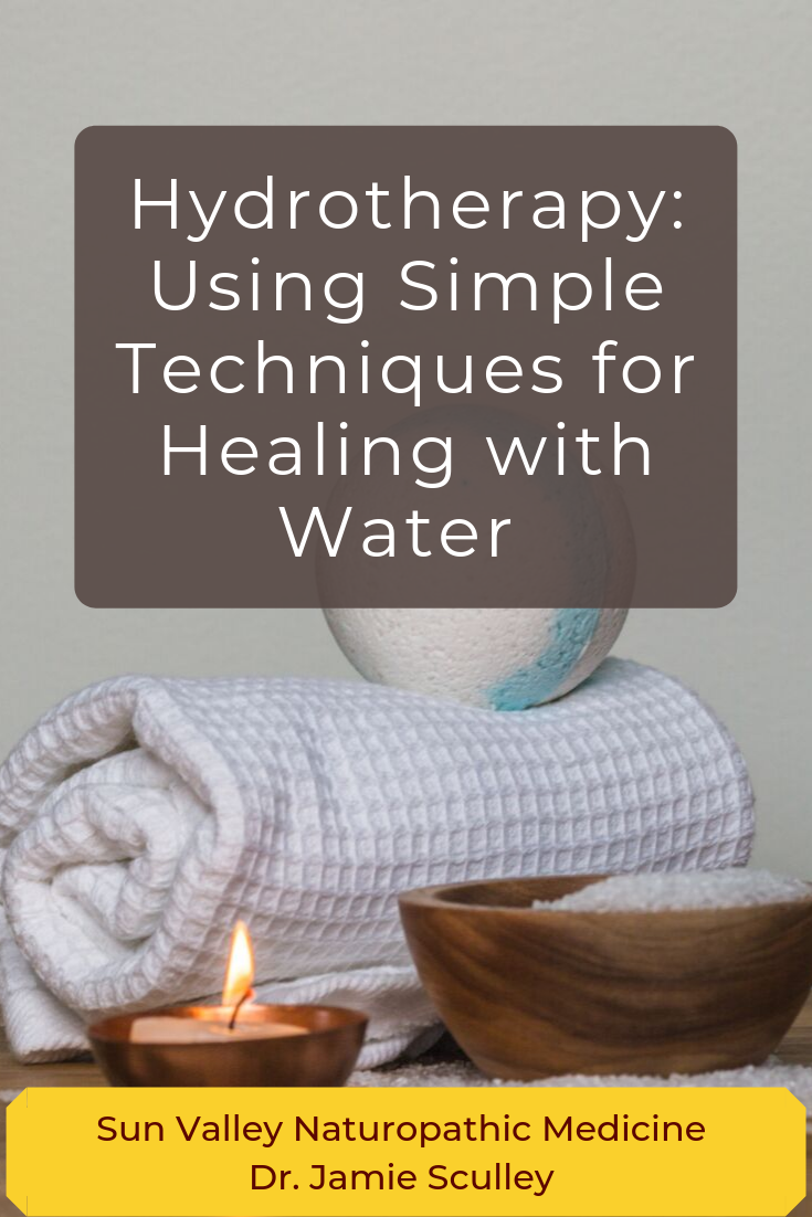 Hydrotherapy - Using Simple Techniques for Healing with Water