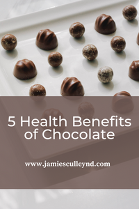 Health benefits of dark chocolate in naturopathic care