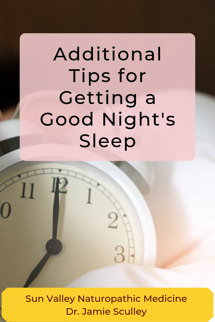 naturopathic approach to insomnia