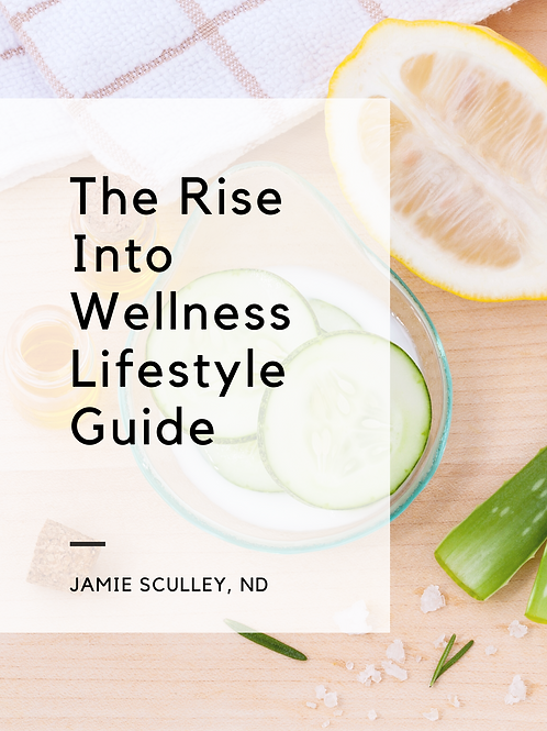 The Rise Into Wellness Lifestyle Guide