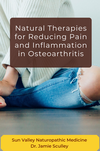 Natural treatment strategies for osteoarthritis joint pain