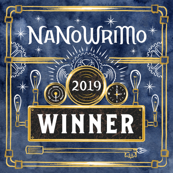 NaNoWriMo 2019 Winner