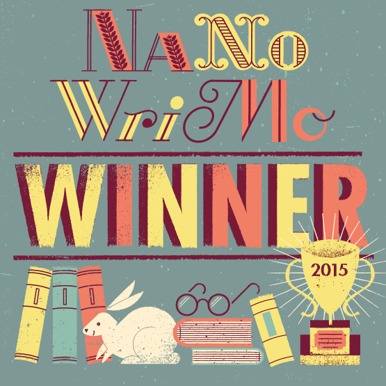 NaNoWriMo 2015 Winner
