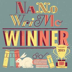 NaNoWriMo 2015 Winner