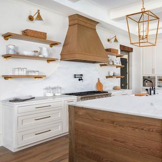 Kitchen-Floating-Shelves-over-Marble-Sla