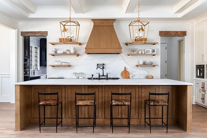 Modern Farmhouse Kitchen Houston TX