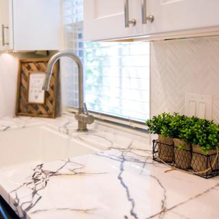 Modern Kitchen Remodel, Rice Military, H