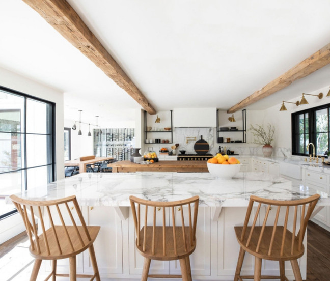 Contemporary Kitchen & Interior Design