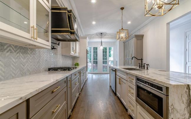 Kitchen Remodel, River Oaks