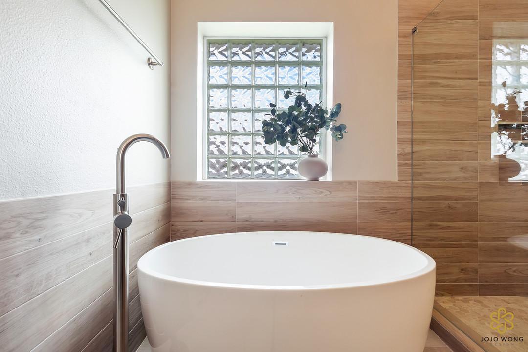 Spa-like Retreat Master Bath Remodel