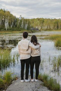 Sudbury Ontario Couples portrait
