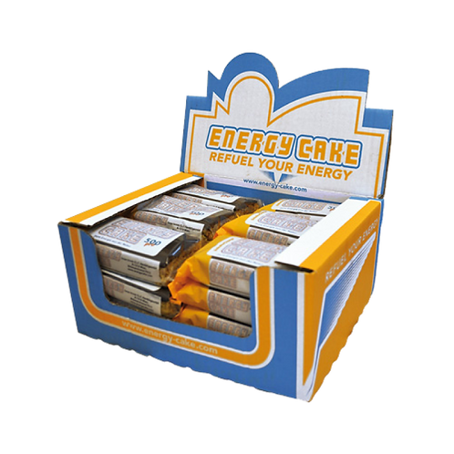 Energy Cake 125g,   24 Stück  (3000g)