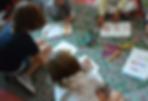 La Carabane ateliers et activités créatives positives enfants Philo dessin Tschann