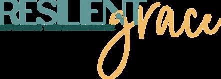 Resilient Grace Main Logo - Mint.png