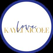 Love, Kayli Nicole Submark Logo - Gold.p