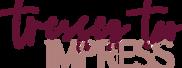 Tresses Too Impress Alternative Logo Win