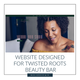 Twisted Roots Beauty Bar