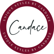 Unique Styles by Candace Submark Logo -