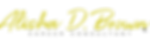 Alisha D Brown Main Logo (Transparent).p