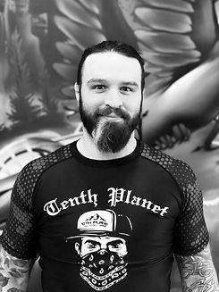"""10th Planet Denver Coach """"Monster"""" Matt Paul"""