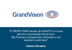 GrandVision - Depoimento