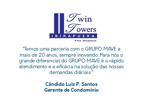 Twin Towers - Depoimento