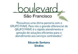 Boulevard - Depoimento