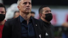 Crespo chega a 50 partidas comandando o São Paulo; veja retrospecto
