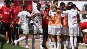 São Paulo tem boa sequência contra o Corinthians no Morumbi; veja confrontos