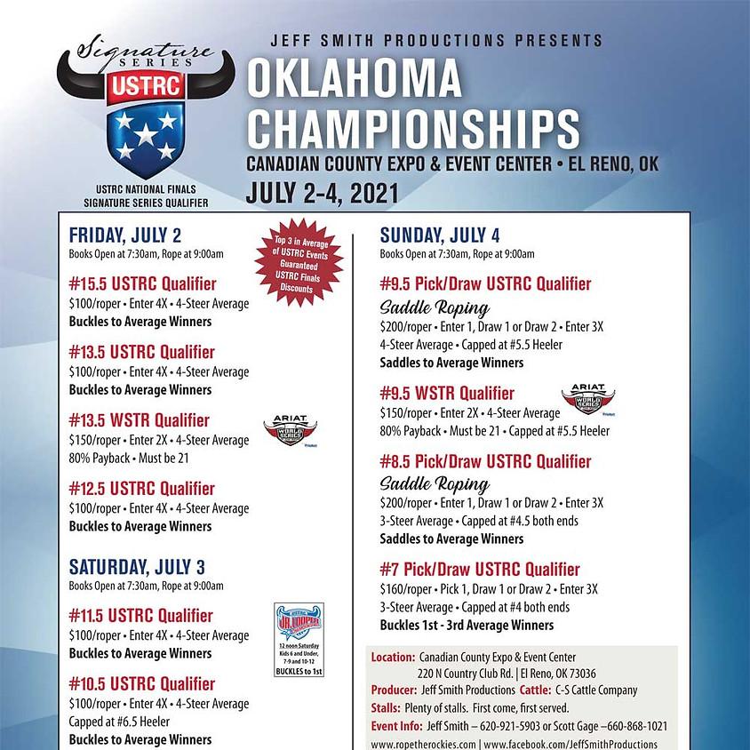 Oklahoma Championships