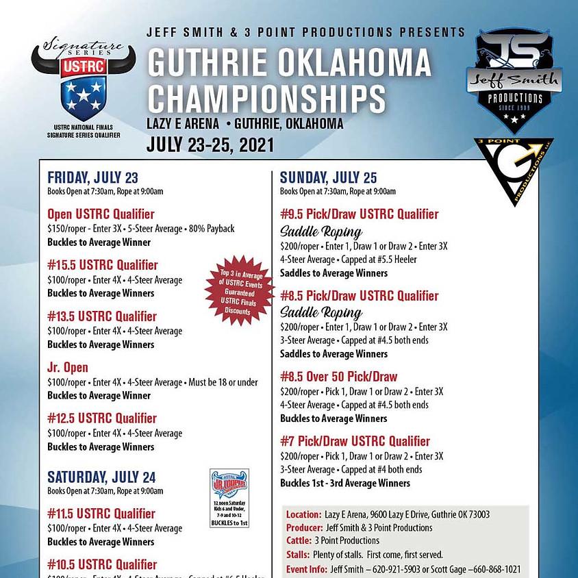 Guthrie Oklahoma Championships