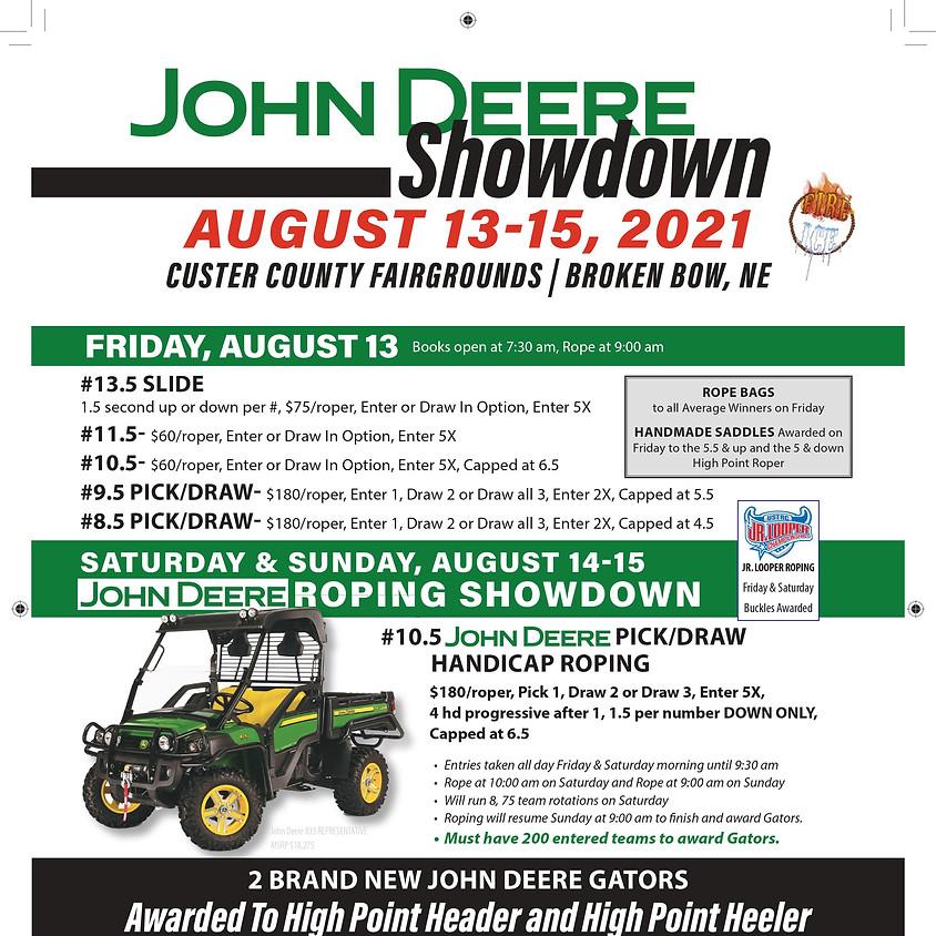 John Deere Showdown