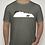 Thumbnail: CloudBear Triblend T-Shirt