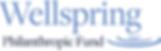 Wellspring Philanthropic Fund Logo