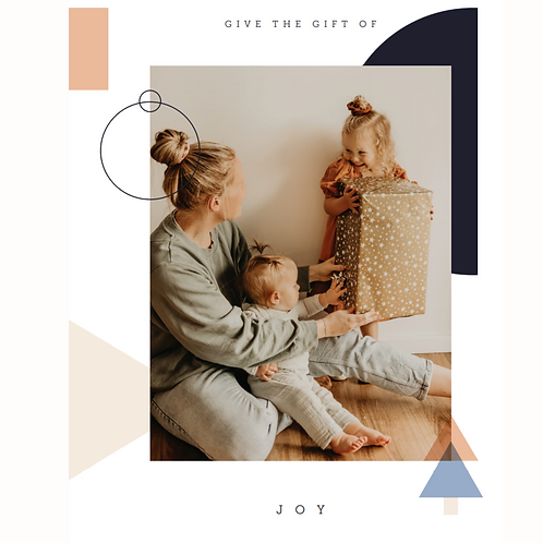 Give the Gift of Joy