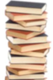 published books / van rye publishing