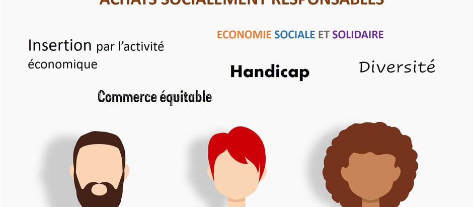 ACHATS SOCIALEMENT RESPONSABLES