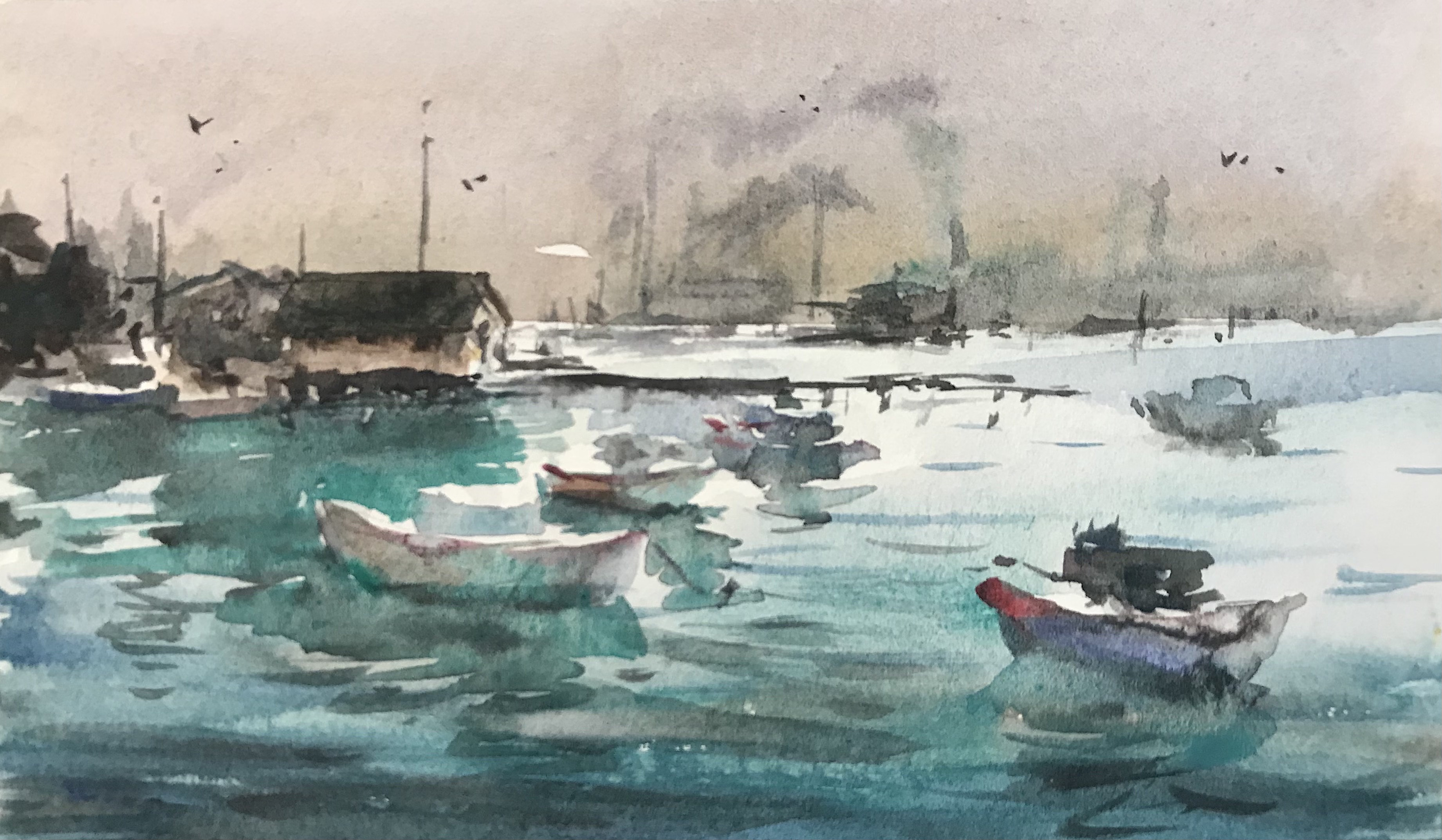 The Port-Joseph Zbukvic Inspiration