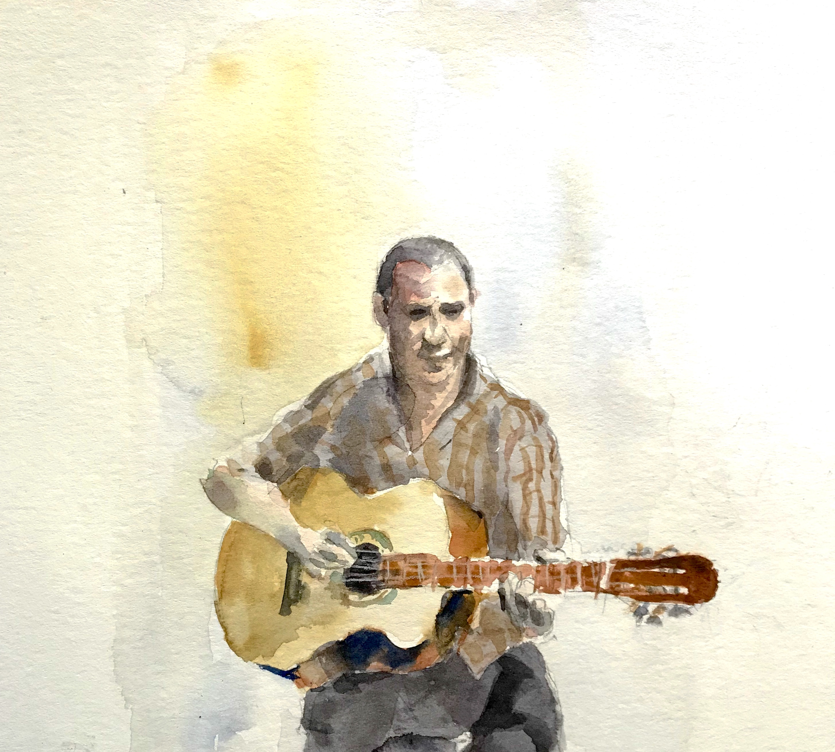 The Guitar Player