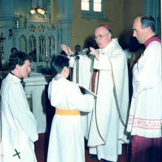 1989 Ordination of Fr Jim Thompson