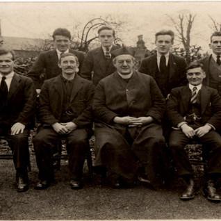 Young Catholic Men