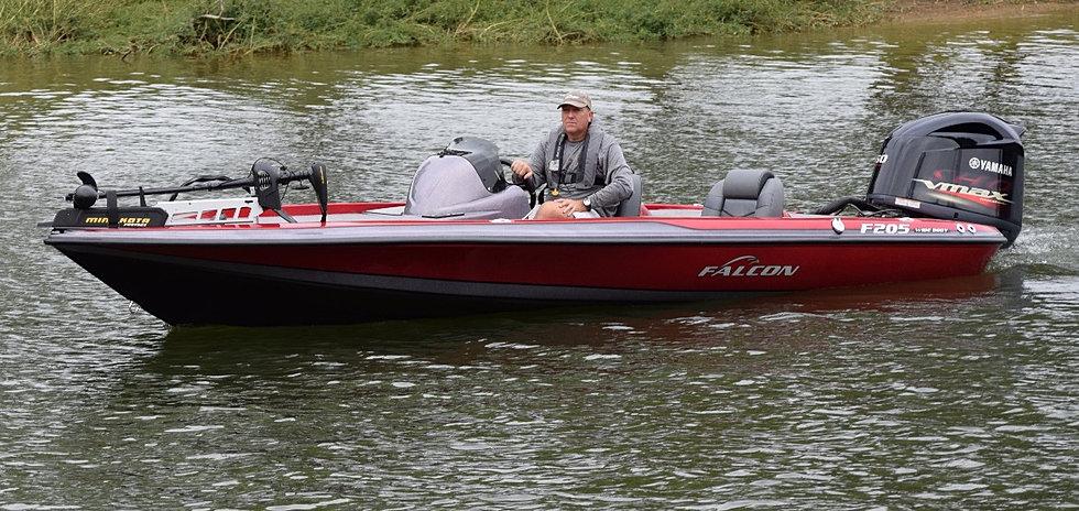 F205 United States Falcon Boats