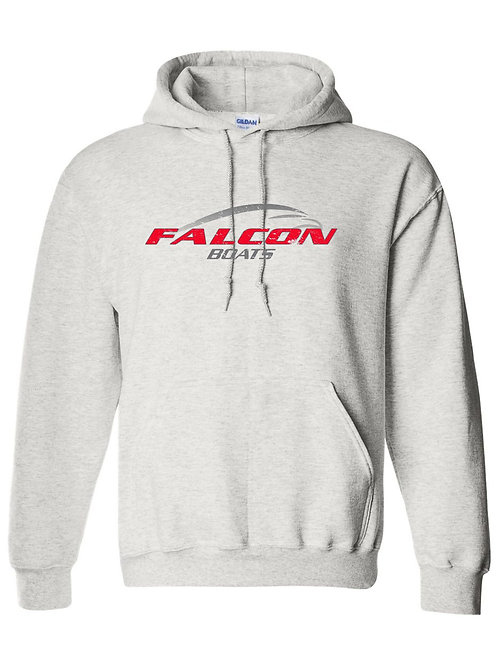 Falcon Logo Accent Hoodie
